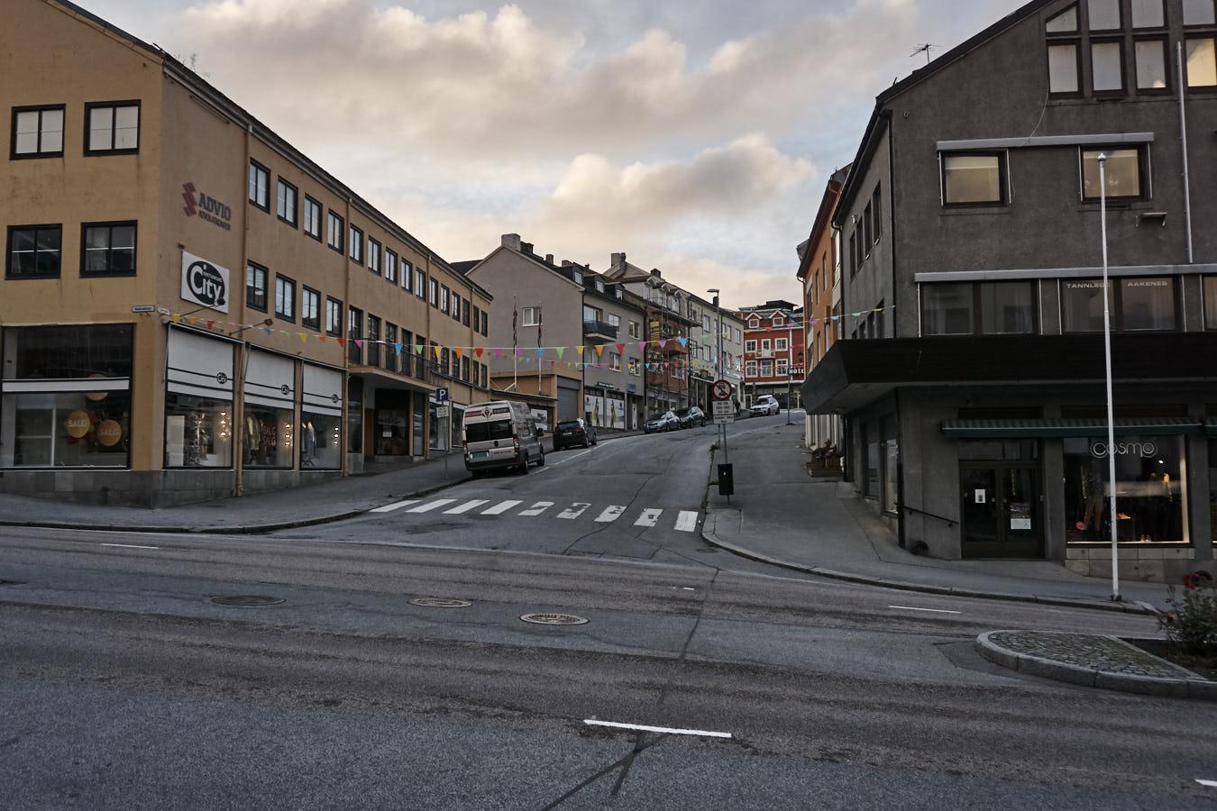 Eine ganz normale Stadt