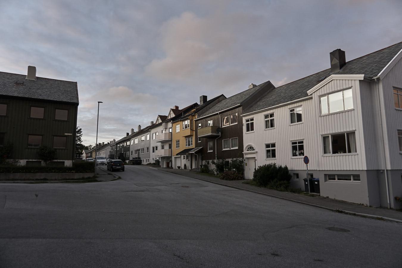 So wohnen die Kristiansunder