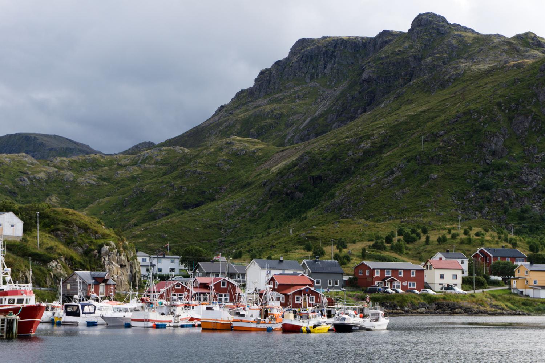 Hafen Stø