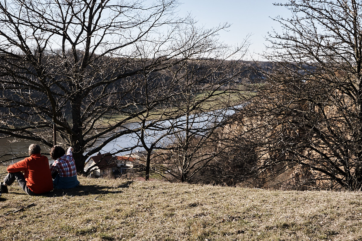 Ein idealer Picknickplatz. Hätte uns auch gefallen, war aber leider schon besetzt.