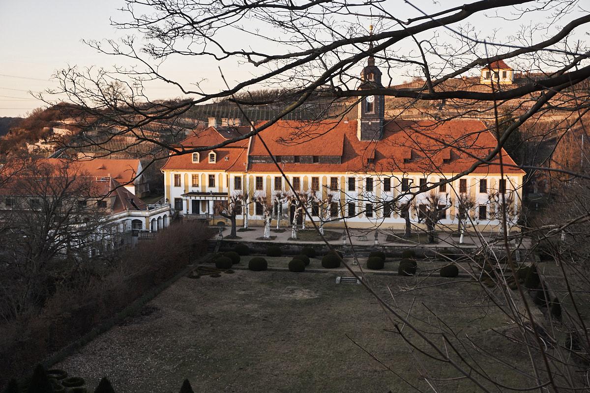 Barockschloss Diesbar-Seußlitz