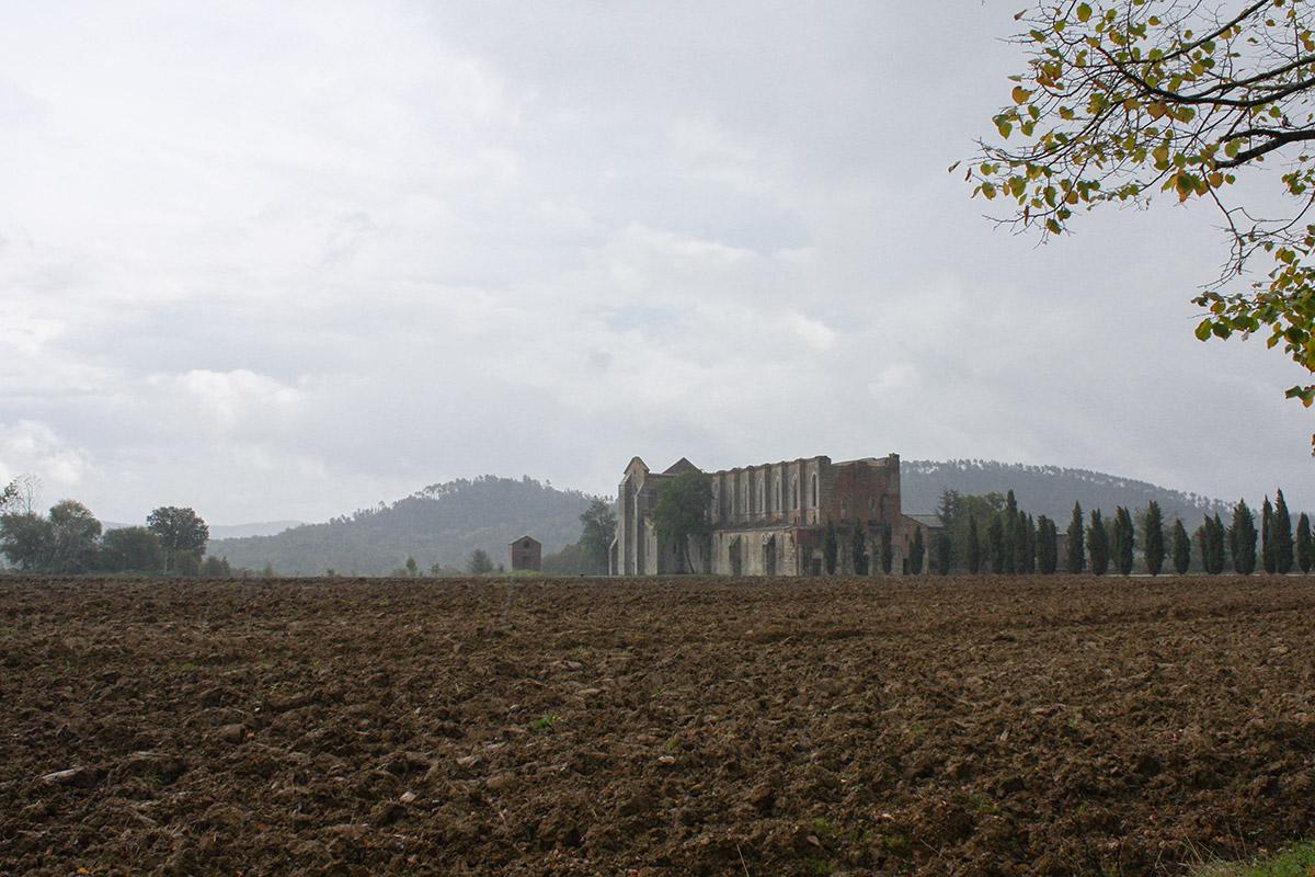Klosterruine Abbazia San Galgano